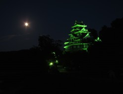 岡山後楽園・名月観賞会_171005_0005